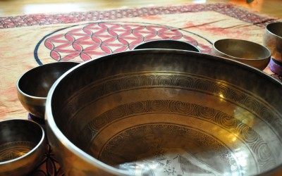 9.11.2019 - Workshop - Sound healing /zvukoterapia s tibetskými miskami
