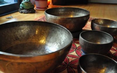 7.12.2019 - Workshop - Čakrová meditácia s tibetskými miskami